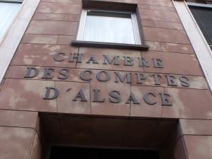 Chambre des comptes Alsace CP Karim TATAI