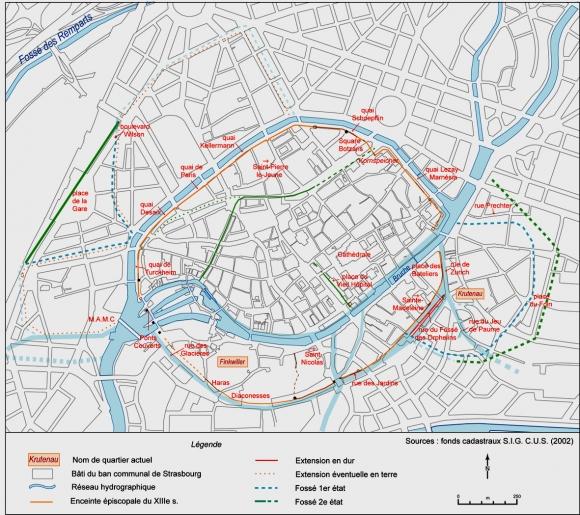 Strasbourg XIII XIV