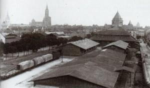 Ancienne gare de Strasbourg