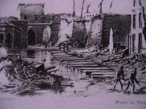 Porte de Pierre à strasbourg AQHT