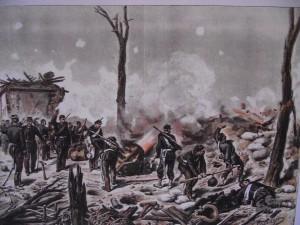 artillerie-garde-sédentaire-rempart-Porte-Pierre-Strasbourg aqht