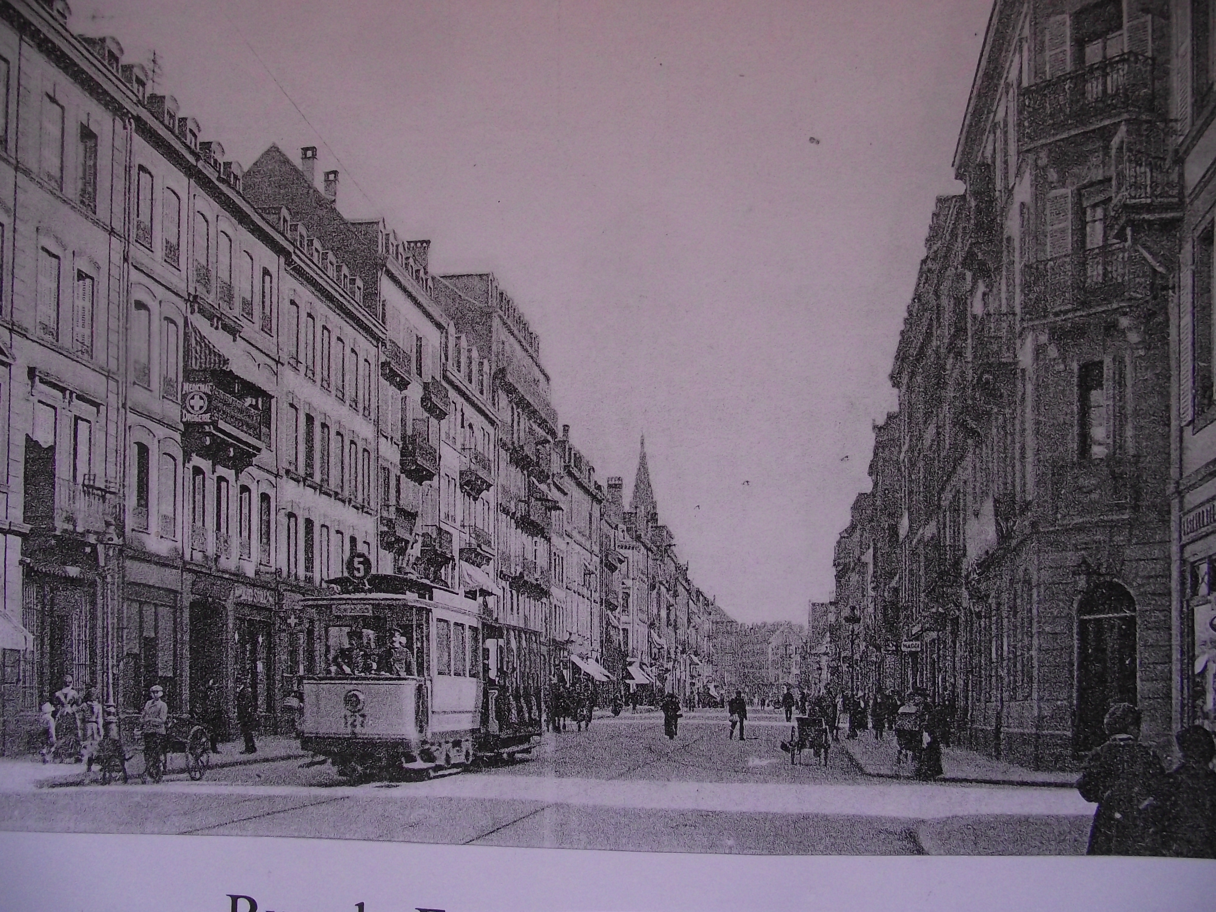 Faubourg-pierre- 1921-AQHT-Strasbourg