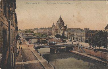 ancienne synagogue de Strasbourg