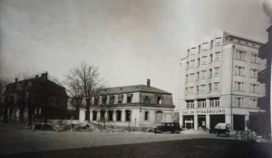 Siège Gaz de strasbourg en 1935