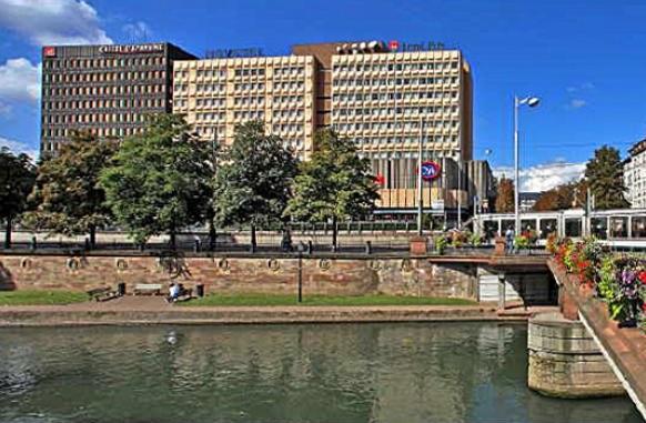 les halles-pont-paris-Strasbourg