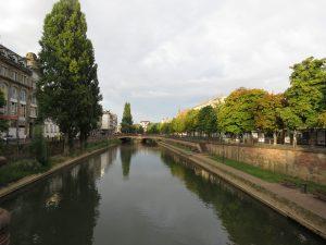 Le Fossé du Faux Rempart à Strasbourg, AQHT