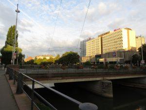 Pont de paris, Strasbourg AQHT