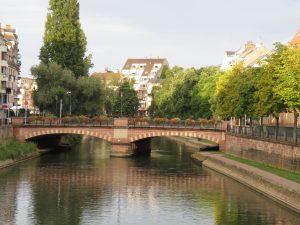 Pont de saverne, Strasbourg, AQHT