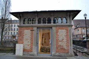 Exposition au Petit cabinet Pont de Pierre